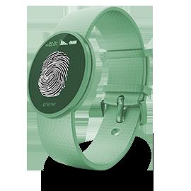 smartwatch-green